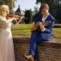 Strings Attached boeken trouwceremonie