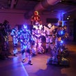 Unieke Robotshow Boeken Feest