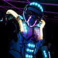 Unieke Robotshow Huren Evenement