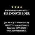 Zwarte Boer visit