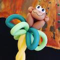 aapje ballonnen kunst huren beurs