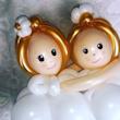 bruiloft ballon vouwen huren