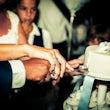 fotograaf huren bruiloft taart