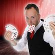illussionist magic marcus
