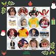 muziek kerst bingo boeken diner