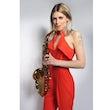 saxofoniste huren foto