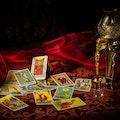 tarot waarzegster kaarten boeken braderie kerstmarkt feest