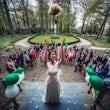 trouwfotograaf boeken ceremonie boeket