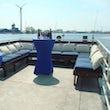 boot buitendek lounge