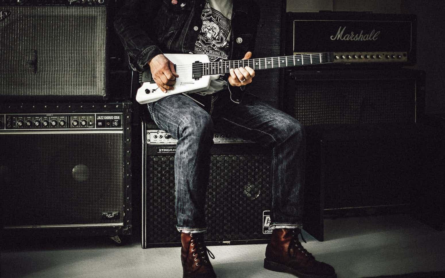 gitarist boeken