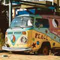 hippie feest