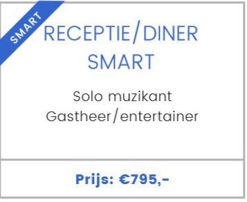 Receptie/diner Smart