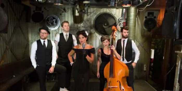 jazz band amsterdam