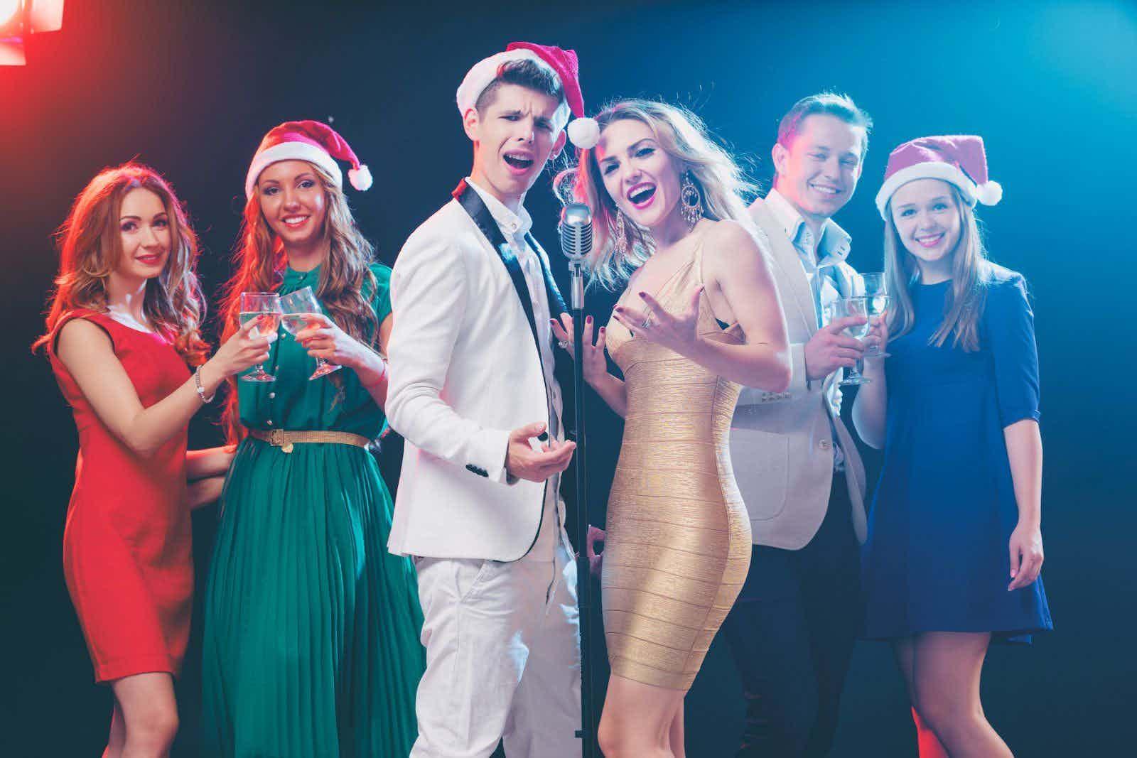 kerst-groep