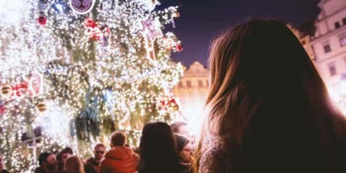 kerstshow kerstmarkt