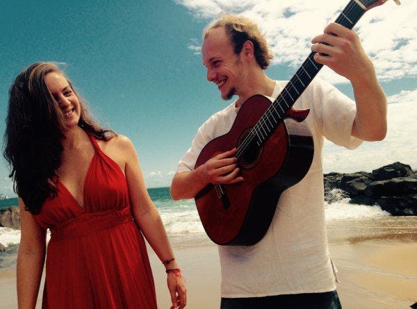 latin jazz bossanova duo zomers boeken huren