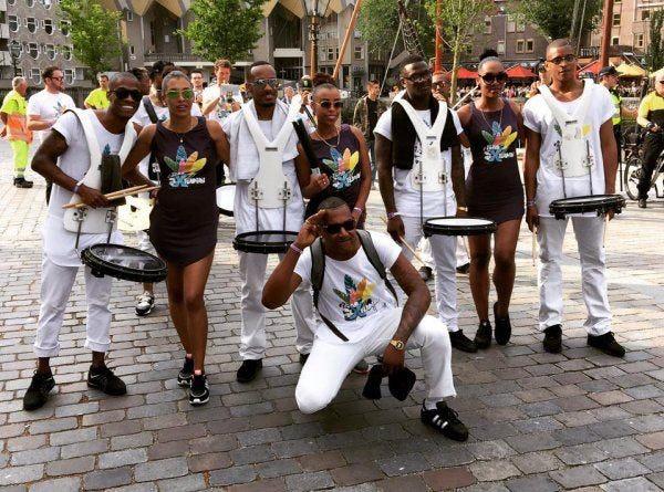 new rythim brassband huren feest