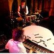 piano entertainer drummer