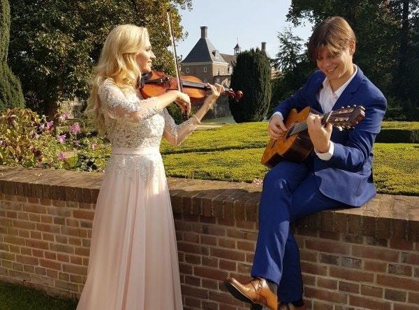 Strings Attached boeken voor uw huwelijk? | Evenses.com