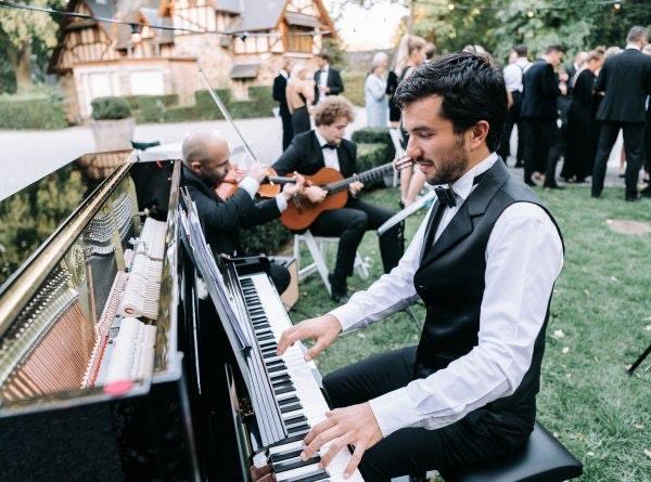 pianist boeken voor uw feest? | Evenses.com