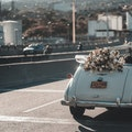 vintage bruiloft thema