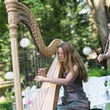 violiste en harpiste duo huren