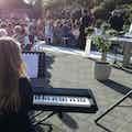 zangeres pianiste boeken ceremonie