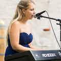 zangeres pianiste boeken evenement
