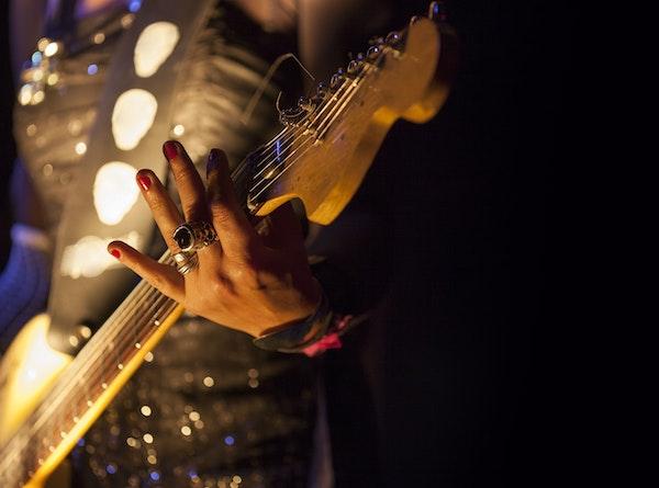 Boka Gitarr Gitarrist musik