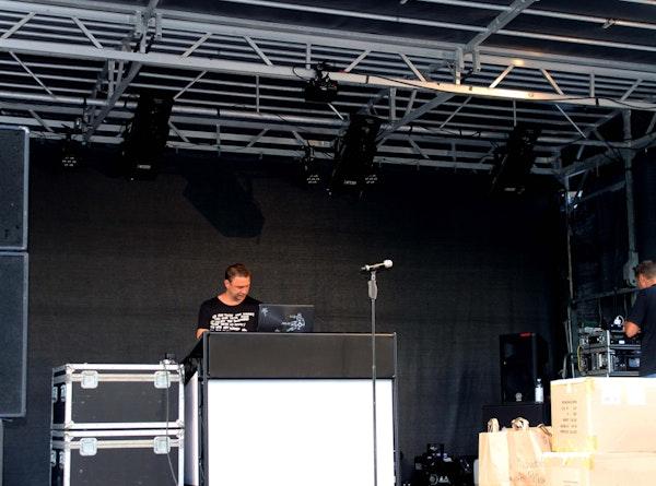 DJ Santiano Boka professionell DJ till din fest