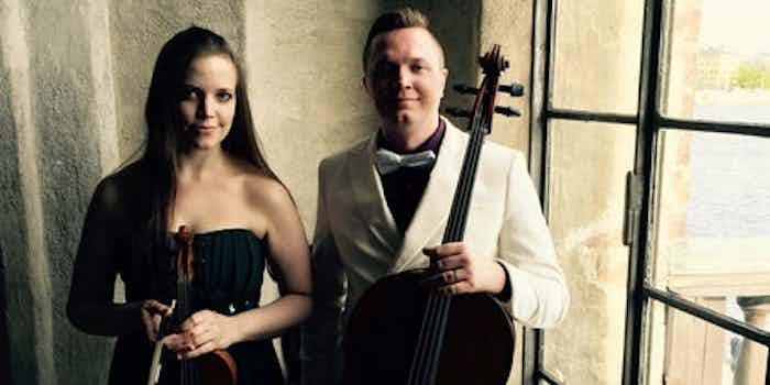 Duo Isabelle & Erik, Stadshuset
