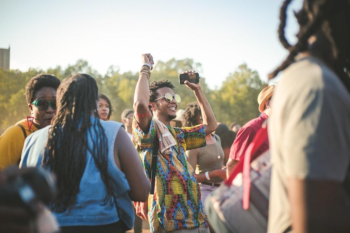 Festival organiseren - plannen