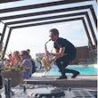 Boka grym lounge sax