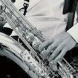 Boka saxofonist