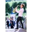 Boka saxofonist till ditt bröllop