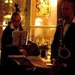 Jazzcombo boeken evement diner