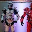 Rood en Witte Robot