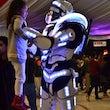 Unieke Robotshow Boeken Bedrijfsfeest