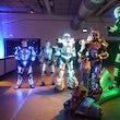 Unieke Robotshow Boeken Event