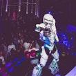 Unieke Robotshow Huren Feest