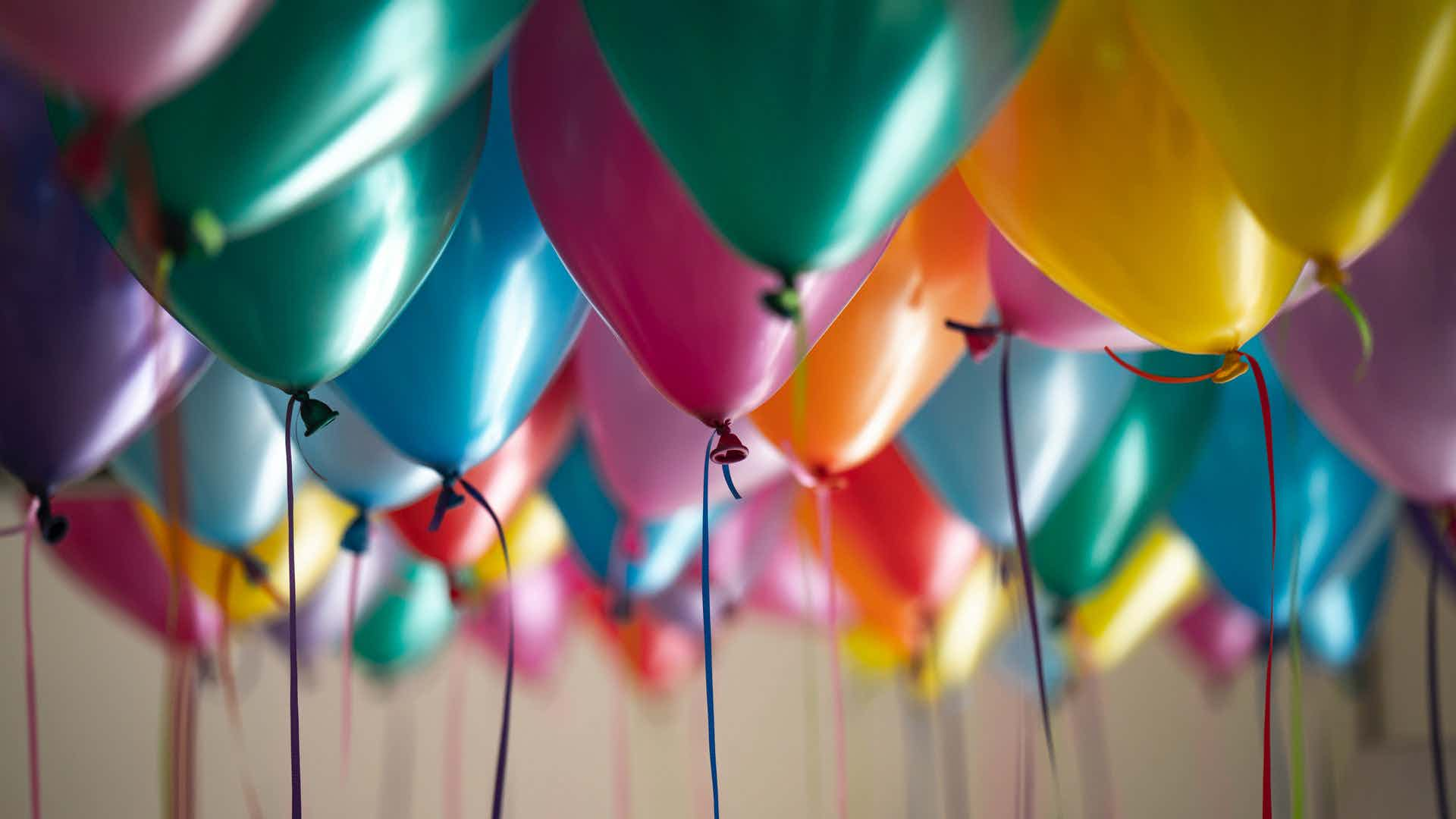 ballonger barnkalas
