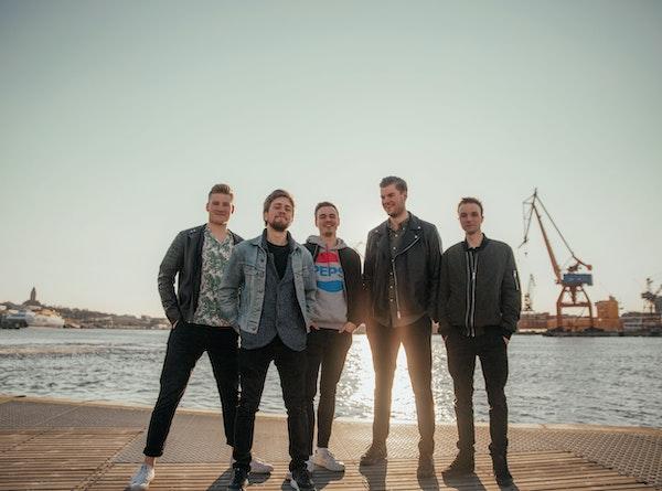 boka coverband göteborg
