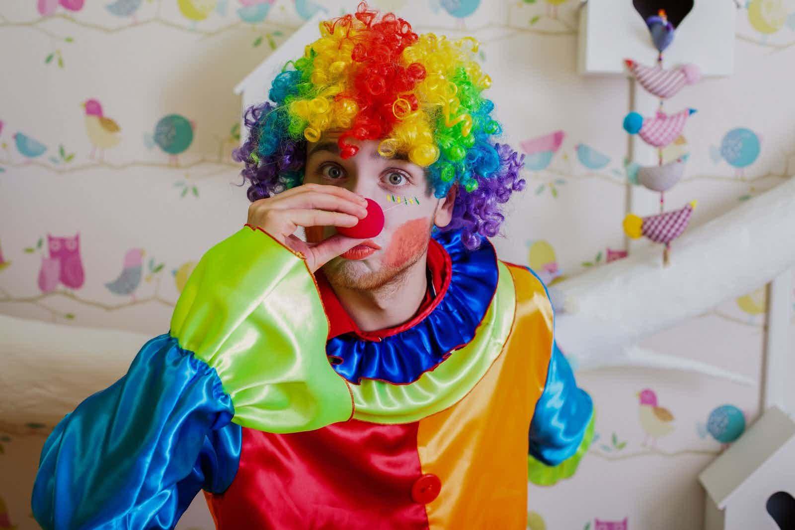 hyr-clown