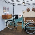 Hot chocolate tricycle