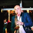 Book saxophonist James