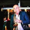Book saxophonist James