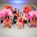 showgirl for hire