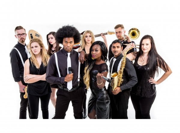 alive band