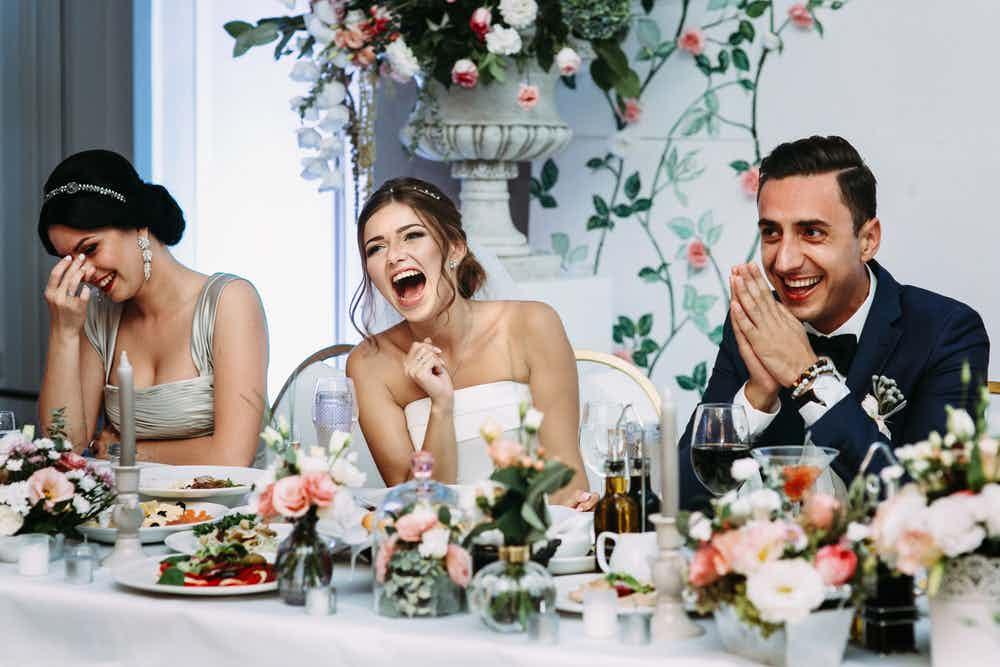 bruid-bruidegom-diner