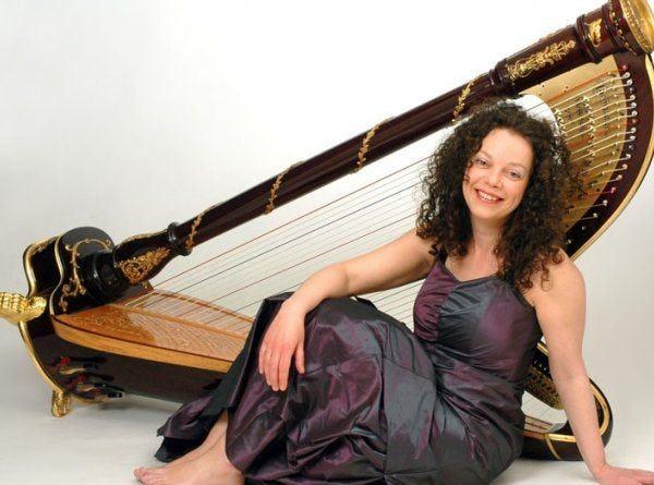 harpiste helena huren event
